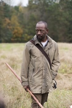 Pin for Later: 22 Iconic Characters From The Walking Dead That You Can Be For Halloween This Year Morgan Jones