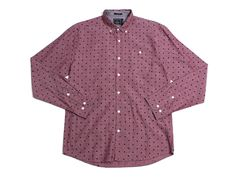 Micro Quads LS Button Up