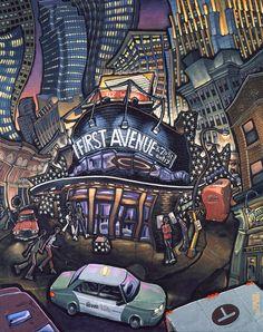 """First Avenue - Minneapolis"""