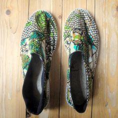 Schuhe selber nähen