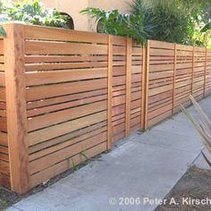Great fence from -http://www.kirsch-korff.com