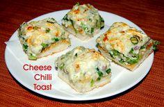 Cheese Chilli Toast | Suryama - Hotel Raviraj | Pune