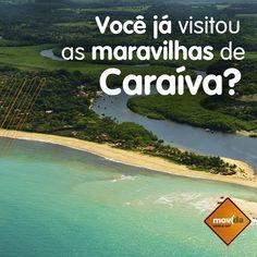 Este paraíso é na #Bahia e está esperando sua visita. #Partiu? 8|