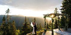 wedding on a deck | Weddings – Colorado Rocky Mountain Wedding Venues - Aspen Snowmass