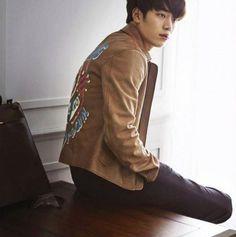 Seo Kang-joon's good looks