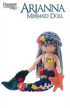 Picture of Arianna Mermaid Doll