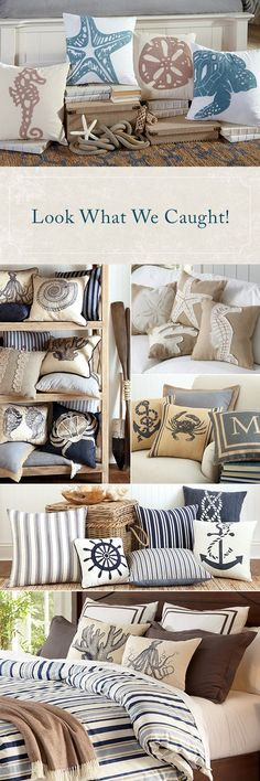 We're pillow lovers, not pillow fighters. There's just something about them that make a bed, sofa, or chair look more finished – not to mention, comfy! With a selection of decorative pillows in all styles, fabrics, and colors, Birch Lane is sure to have that finishing touch you need. Shop now! Summer Pillows!