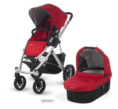 My stroller: UppaBaby Vista. Totally overkill for some. Bought for my urban baby raising with broken brick sidewalks. The best accessories: carseat attachment, buggy board, separate bassinet, plus a giant under basket to boot. Great customer service.
