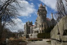 Casa Loma, Toronto  #Casa Loma #MLI #ESL #LearnEnglish #Canada #ON #Homestay #StudyinCanada