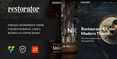 Restorator Theme Description Restorator is a modern and stylish WordPress theme for restaurants, cafes, bistros and bars. All models are built with the popular Visual Composer considering all...