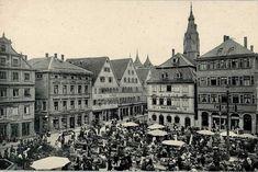 Reutlingen Marktplatz