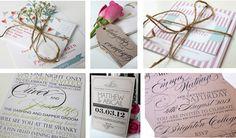 Designer Spotlight: Petal and Prey » Wedding Invitation Ideas Blog