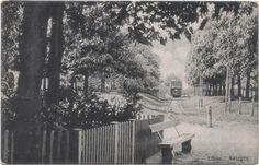 Anlagen. Libau. Postcard 1905.