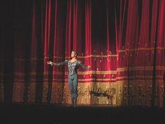 Roberto Bolle A Midsummer Nigth's Dream Teatro Alla Scala