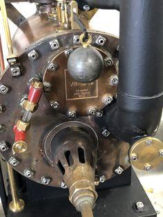 Model Steam Trains, Steam Boats, Gas Turbine, Maker Shop, Man Cave Garage, Steam Engine, Boiler, Metal Crafts, Steam Punk