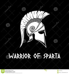 Warrior Of Sparta - Download From Over 60 Million High Quality Stock Photos, Images, Vectors. Sign up for FREE today. Image: 93260500