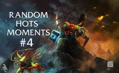 My Heroes of the Storm series called:Random HotS Moments! xD Hope you like it!
