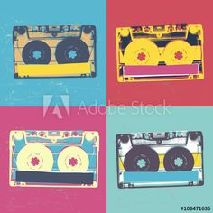 Ideas For Pop Art Background Texture Inspiration Pop Art Background, Textured Background, Seamless Background, Art Deco Flowers, Pop Art Patterns, Retro Kunst, Summer Art Projects, Canvas Art Quotes, School Painting