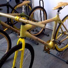 My bamboo bike