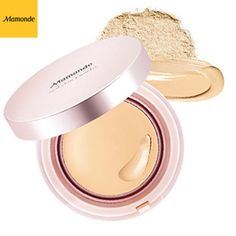 MAMONDE Real Skin Founder Refill SPF33 PA++ 13gThin and moist foundation + the powder Give to continue flamboyance=Put together a new concept MakeupThis product is refillable products. available at Beauty Box Korea