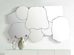 10 Unique Oversized Mirrors for Master Bedrooms | Decoration Inspirations #luxuryfurniture #interiordesign #homefurniture #contemporaryfurniture