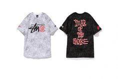 """Stussy x CLOT """"Year of the Snake"""" Spring 2013 Capsule Collection"""
