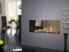 Glimpse Gas Fire available from Enviro Flame