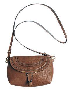 Petit sac CHLOE modèle MARCIE. Pièce de luxe fabriquée en Italie