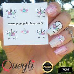 Queyti Movies – High quality movies Source by solanoe Diy Unicorn, Unicorn Nail Art, Cute Nail Art, Cute Nails, Pretty Nails, Girls Nail Designs, Diy Nail Designs, Nails For Kids, Girls Nails