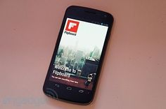 Flipboard for Android available for all