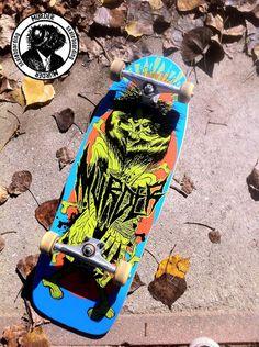 Murder Skateboarding