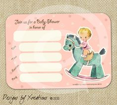 Baby Shower Invitation Templates Free | Invitation Templates Baby Shower Email