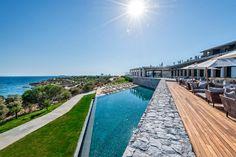 Outdoor Pool and Lounge at Canyon Ranch Kaplankaya, Milas, Mugla, Turkey