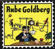 Amazing Rube Goldberg Contraptions and Invention Convention