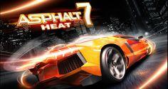 ASPHALT 7 HEAT: De los mejores juegos de carreras ~ Android