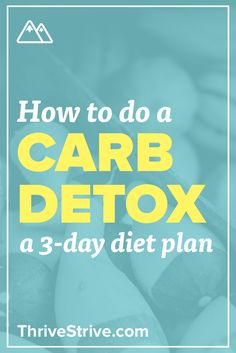 Looking to lose weight with a carb detox? This diet detox plan will help y… Looking to lose weight with a carb detox? This diet detox plan will help you reset your body, gain new energy, and flush away the carbs. Week Detox Diet, Detox Diet Drinks, 3 Day Detox, Body Detox Cleanse, Stomach Cleanse, Detox Foods, 3 Day Diet Plan, Dukan Diet Plan, Paleo Plan