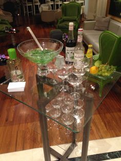 Here is our friday's Punchbowl ! Discovery Hour Renaissance Hotel