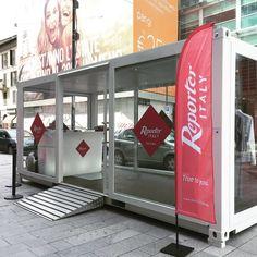 Temporary Store: quanto influiscono in un'azione di Street Marketing