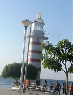 Farol Paracuru Ceará - Brasil