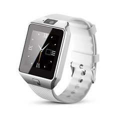 Fantime Bluetooth Smart Watch Support SIM and TF card for Samsung S5  Note 2  3  4 Nexus 6 Htc Sony and Other Android Smartphones *** More info could be found at the image url.