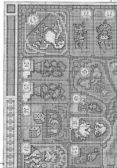 tengo muchos patrones de punto de cruz. (pág. 35) | Aprender manualidades es facilisimo.com Cross Stitch Games, City Photo, Embroidery, Quilts, Zoom Zoom, Gallery, Cross Stitch Pictures, Punto De Cruz, Board Games