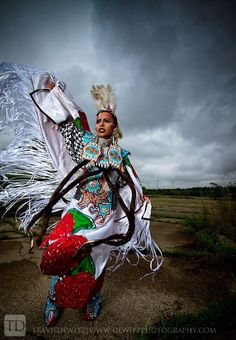 . #PowWow #Native Beautiful Culture!--incredible photo--I think of this as body jewelry--
