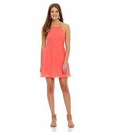 GB ALine Dress #Dillards