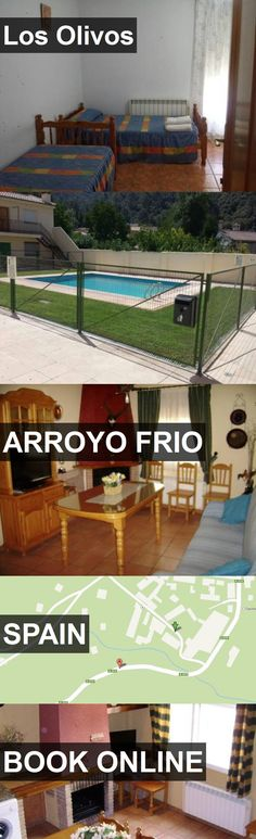 Hotel Los Olivos in Arroyo Frio, Spain. For more information, photos, reviews and best prices please follow the link. #Spain #ArroyoFrio #travel #vacation #hotel