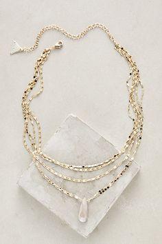 Dreamlake Collar Necklace #anthropologie