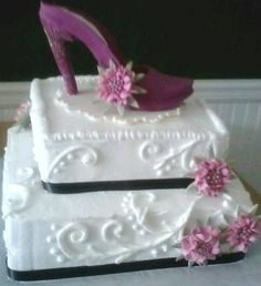 - Wedding Shower cake