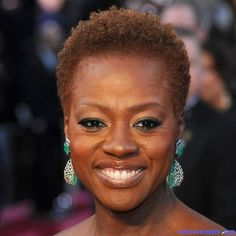 Black Natural Hairstyles | ... _davis_green_eyeliner_2012_oscars | Last Hair Models , Hair Styles