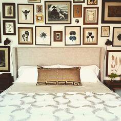 Master Bedroom Bed Switch: Queen --> King. Lauren Liess.