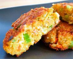 Hamburguesa de quinoa Más
