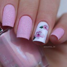"""Golden Rose 63 & ANNY 321 """"What Else"""" - nail design"""